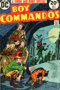 Boy Commandos (1973 2nd Series) UK Edition 2UK