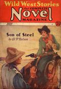Wild West Stories and Complete Novel Magazine (1925-1939 Teck) Pulp 98
