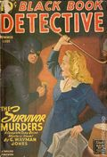 Black Book Detective Magazine (1933-1953 Newsstand/Hoffman/Ranger/Better) Pulp Vol. 21 #2