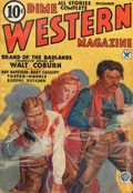 Dime Western Magazine (1932-1954 Popular Publications) Vol. 4 #1