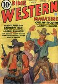 Dime Western Magazine (1932-1954 Popular Publications) Pulp Vol. 12 #3