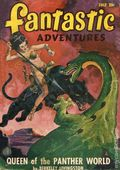 Fantastic Adventures (1939-1953 Ziff-Davis Publishing) Pulp Jul 1948