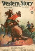Western Story Magazine (1919-1949 Street & Smith) Pulp 1st Series Vol. 84 #1