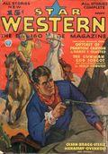 Star Western (1933-1954 Popular) Pulp Vol. 9 #3