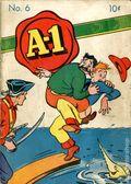 A1 Comics (1944 Life's Romances) 6