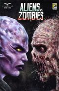Aliens vs. Zombies (2015 Zenescope) 1SDCC