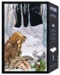 Bone Perfect Collection TPB Set (1999-2005 Cartoon Books) SLIPCASE