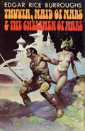 Thuvia, Maid of Mars and The Chessmen of Mars HC (1972 Doubleday Novel) By Edgar Rice Burroughs 1-1ST