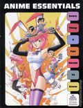 Anime Essentials: Every Thing a Fan Needs to Know SC (2000 Stone Bridge Press) 1-REP