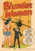 Blunder Woman (1967 Topps) Wonder Woman Parody 1