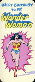 DC Comics Greeting Card (1978 DC Comics) 22