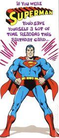 DC Comics Greeting Card (1978 DC Comics) 37