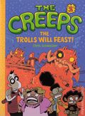 Creeps GN (2015 Amulet Books) 2-1ST