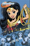 DC Super Hero Girls: Wonder Woman at Super Hero High HC (2016 A Random House Book) 1-1ST