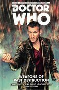 Doctor Who HC (2016- Titan Comics) New Adventures with the Ninth Doctor 1-1ST