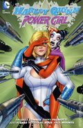 Harley Quinn and Power Girl TPB (2016 DC) 1-1ST