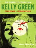 Kelly Green HC (2016 Classic Comics Press) The Complete Collection 1-1ST