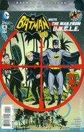 Batman '66 Meets the Man from Uncle (2015) 4