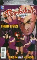 DC Comics Bombshells (2015) 10