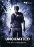 Uncharted The Poster Collection SC (2016 Insight Editions) 1-1ST