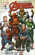 Uncanny Avengers (2015 Marvel 3rd Series) 6