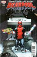 Deadpool (2015 4th Series) 8C