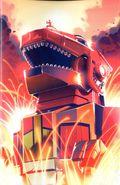 Mighty Morphin Power Rangers (2016 Boom) 1B