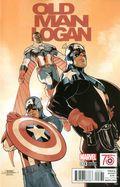 Old Man Logan (2016 Marvel) 3C