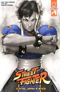 Street Fighter Unlimited (2015 Udon) 4D
