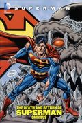 Superman The Death and Return of Superman Omnibus HC (2013 DC) Expanded/Complete Edition 1-REP