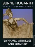 Dynamic Wrinkles and Drapery SC (1995 Watson-Guptill) By Burne Hogart 1-REP