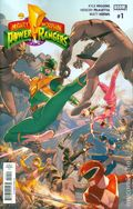 Mighty Morphin Power Rangers (2016 Boom) 1A