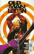 Old Man Logan (2016 Marvel) 3A