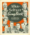 Alka-Seltzer Song Book (1937 Miles Laboratories) 1