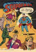 Stuporman (1967 Topps) Superman Parody 1