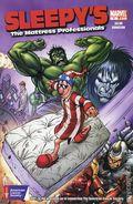 Sleepy's Incredible Hulk Custom Comic (2008) 1