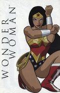 Wonder Woman (2009) Mini Comic DVD Promo 1