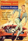Fantasy and Science Fiction (1949-Present Mercury Publications) Pulp Vol. 26 #4