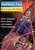 Fantasy and Science Fiction (1949-Present Mercury Publications) Pulp Vol. 27 #5
