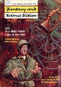 Fantasy and Science Fiction (1949-Present Mercury Publications) Pulp Vol. 12 #3