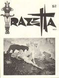 Frazetta (1969) Fanzine 1-1ST