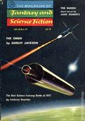Fantasy and Science Fiction (1949-Present Mercury Publications) Pulp Vol. 14 #3