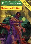Fantasy and Science Fiction (1949-Present Mercury Publications) Pulp Vol. 43 #3