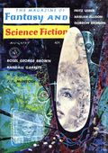Fantasy and Science Fiction (1949 Mercury Digest) Vol. 23 #2