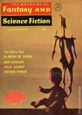 Magazine of Fantasy and Science Fiction (1949-Present Mercury Publications) Vol. 29 #3