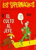 Los Supermachos (1965 Editorial Meridiano) 202