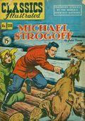 Classics Illustrated 028 Michael Strogoff (1946) Canadian Edition HRN67