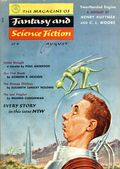 Magazine of Fantasy and Science Fiction (1949-Present Mercury Publications) Vol. 9 #2