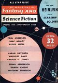 Fantasy and Science Fiction (1949-Present Mercury Publications) Pulp Vol. 17 #4