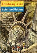Fantasy and Science Fiction (1949-Present Mercury Publications) Pulp Vol. 31 #6